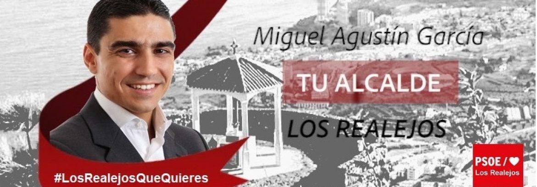 Agrupación Socialista de Los Realejos PSC – PSOE Header